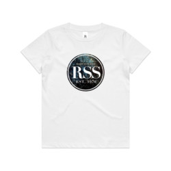 RSS Coloured Texture - Kids Youth T shirt