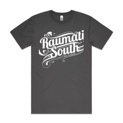 Raumati Sth - Ornate - Mens Block T shirt