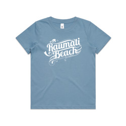 Raumati Bch - Ornate - Kids Youth T shirt